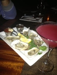 Something about the Oysters......Awesome
