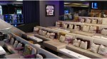 Stadium Seating at Lagasse's Stadium