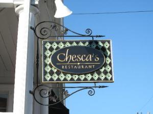 chesca-s-sign