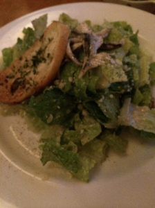 Ceasar Salad - Awesome